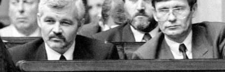Jan Krzysztof Bielecki & Leszek Balcerowicz