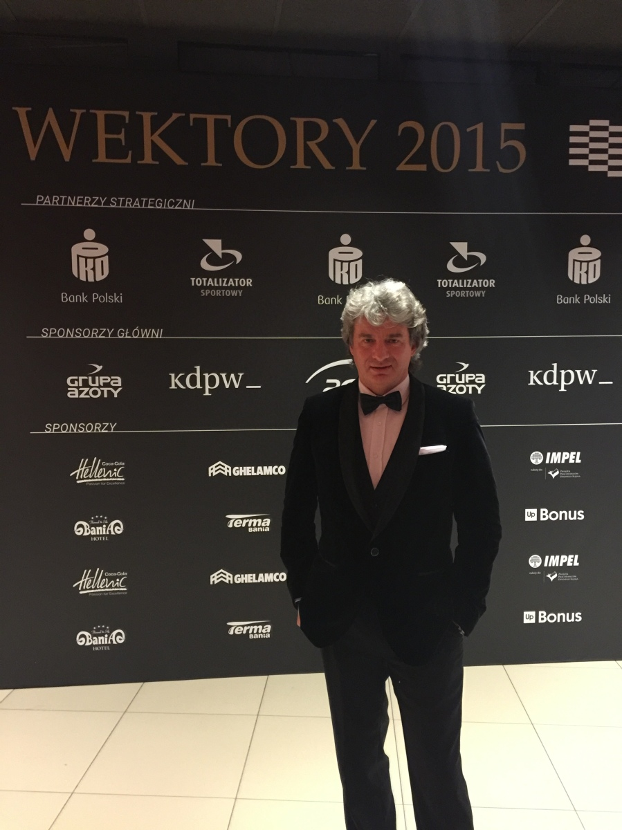 Andre Gasiorowski: at Wektory @2015 (Poland)